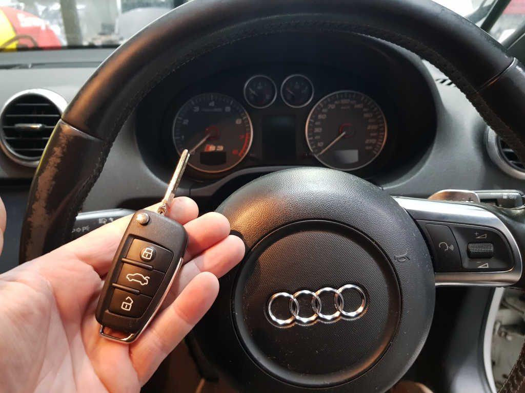 Audi A3 Ecu Reset