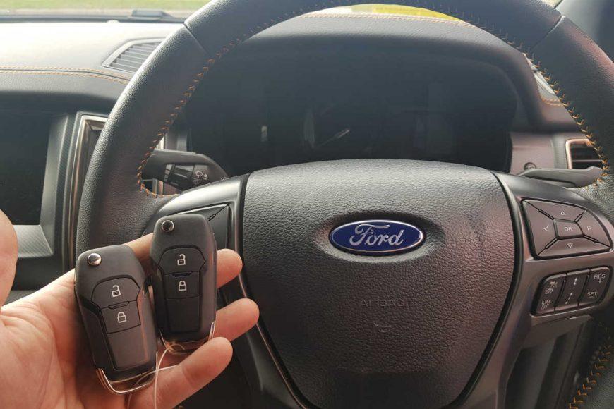 2016 Ford Ranger Key Programming Melbourne