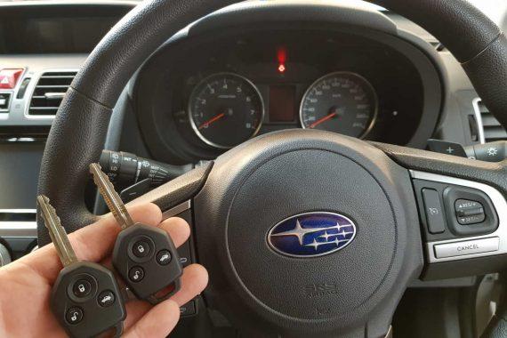 Обикновенни ключове Subaru
