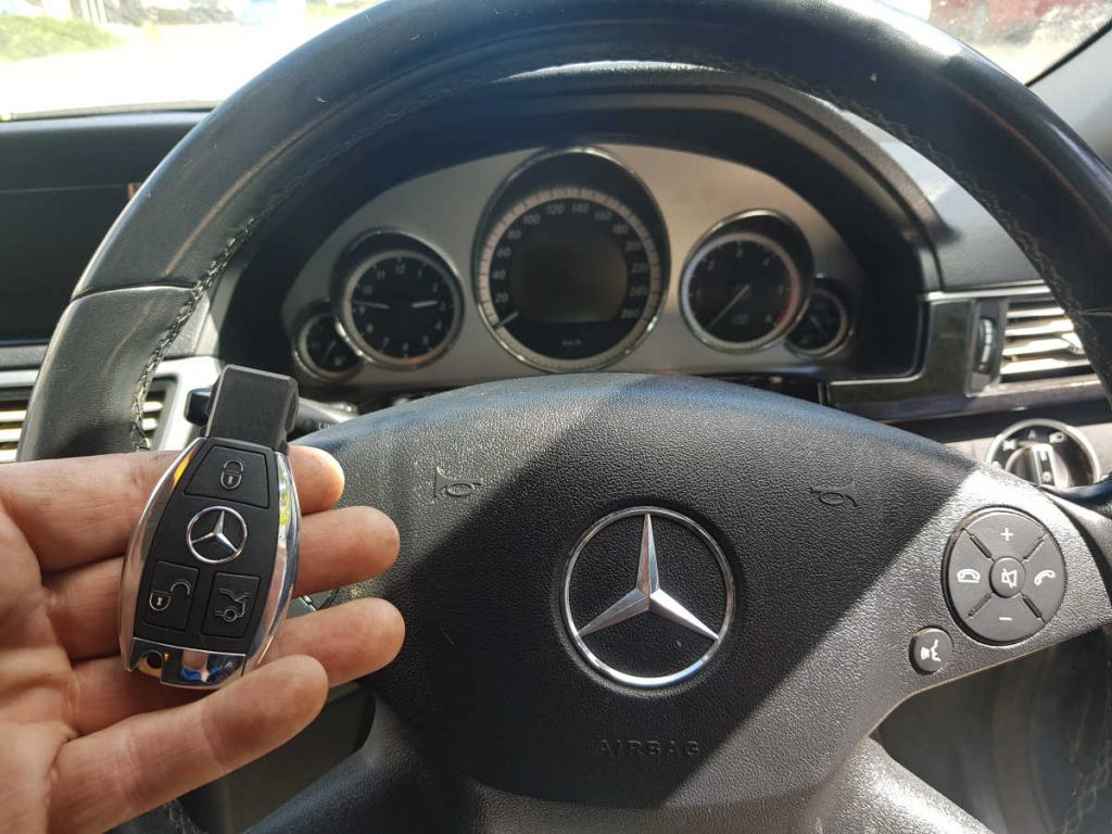 MERCEDES KEYS & REMOTES | Instant Locksmiths