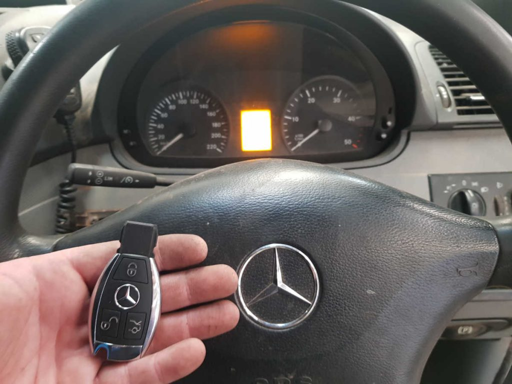 Keys Remotes To Suit Mercedes Instant Locksmiths