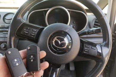 Mazda CX-7 Lost Keys