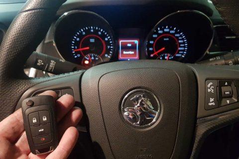2013 Holden Commodore VF SSV Keys