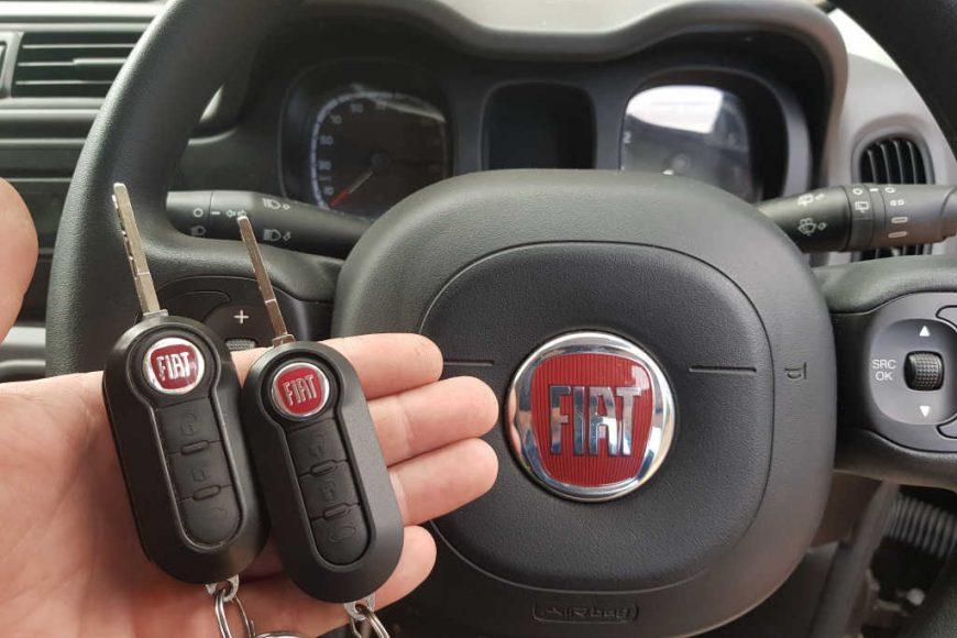 2014 Fiat Panda Key Programming