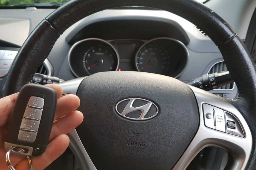 Hyundai ix35 Smart Key Programming