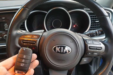 Kia Optima Replacement Keys