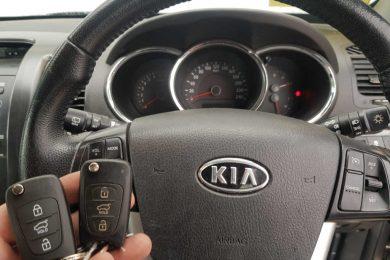 2011 Kia Sorento Keys