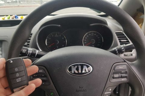Kia Cerato Replacement Key