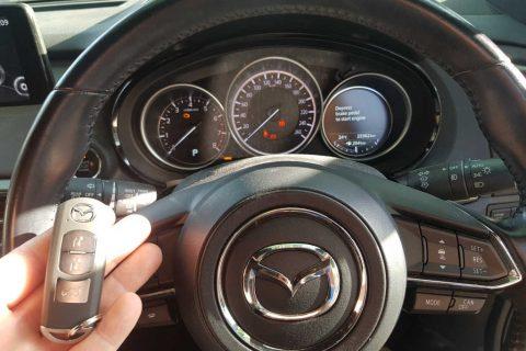 Mazda CX9 Smart Keys