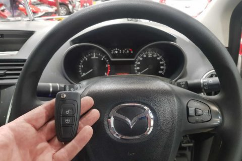 Mazda BT-50 Replacement Keys