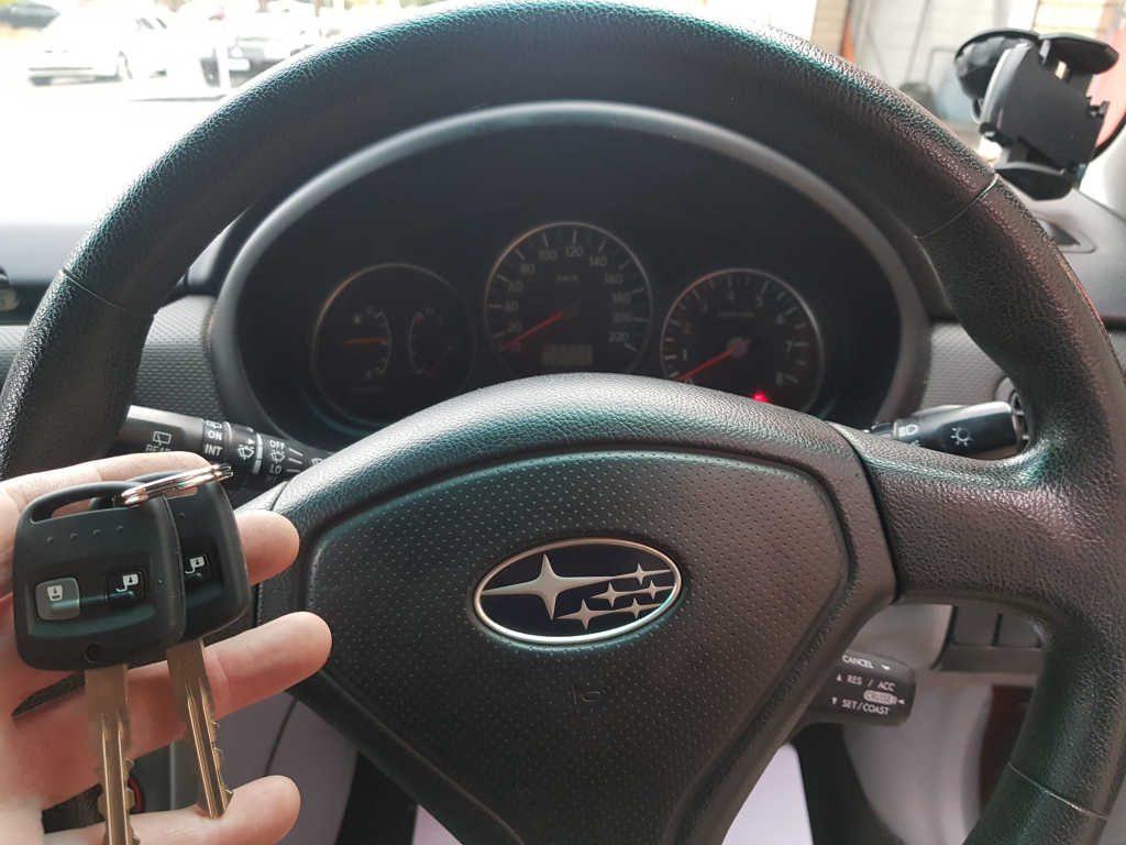 Subaru Replacement Key >> 2004 Subaru Forester Replacement Keys Instant Locksmiths