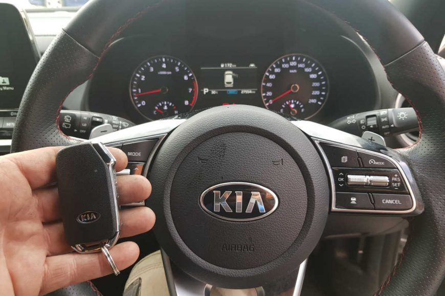2019 Kia Cerato GT Replacement Keys