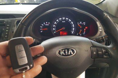 2013 Kia Sportage Keys
