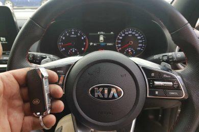 2019 Kia Cerato GT Keys