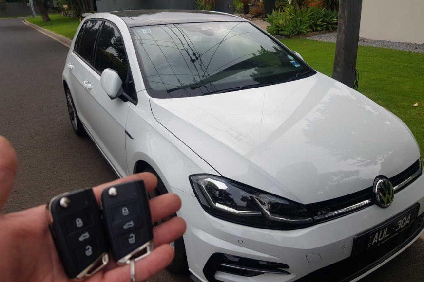 Spare Key For 2018 Volkswagen Golf