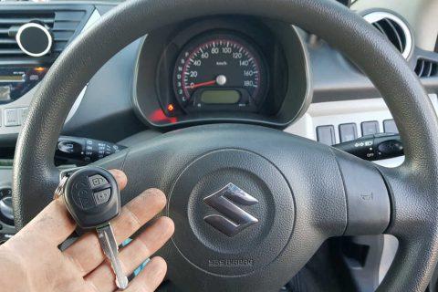 Genuine Suzuki Alto Remote Keys