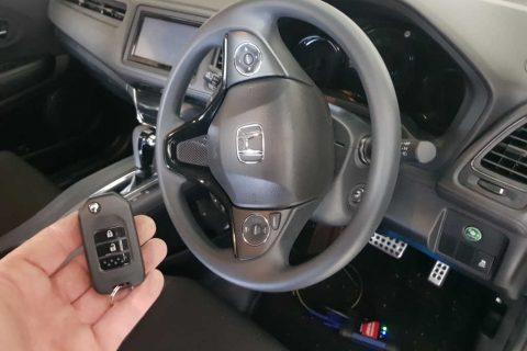 2019 Honda HRV Key Programming